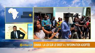 Ghana : loi sur le droit à l'information [The Morning Call]