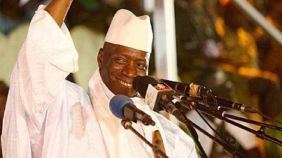 Jammeh accusé d'avoir spolié la Gambie d'un milliard de dollars