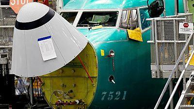 Boeing publie les mises à jour du 737 Max