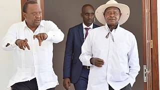 Kenyatta, Museveni champion integration through business deals