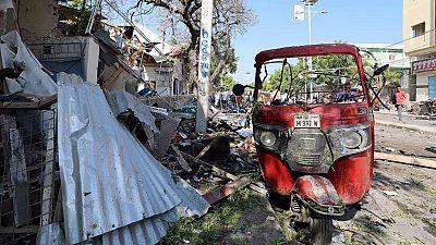 Somali capital suffers seventh Al-Shabaab attack - in a week
