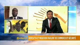 Relations commerciales entre le Kenya et l'Ouganda [The Morning Call]