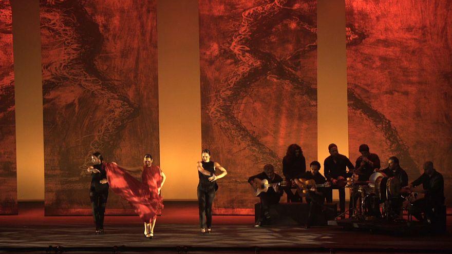 Inspire Middle East : aux Emirats, le mélange des danses traditionnelles et modernes