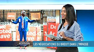 L'accord Brexit toujours dans l'impasse [International Edition]