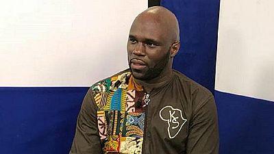 Anti-CFA activist, Kemi Seba reacts amid Ivory Coast deportation