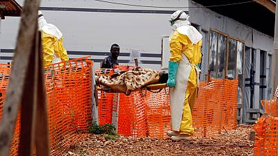 DRC records 15 new Ebola cases in one day