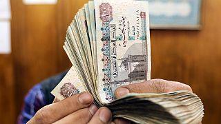 Egypt president raises minimum wage, now $116 from $70