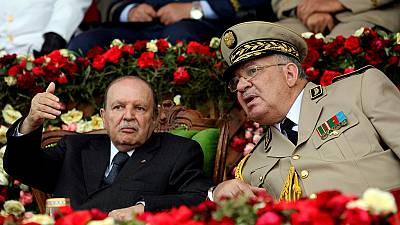 Algerian army reiterates calls to declare president unfit for office