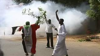Tear gas, arrests as police disperse illegal gatherings in Khartoum
