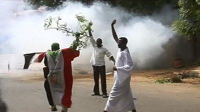 Soudan : la police tire des gaz lacrymogènes sur des manifestants