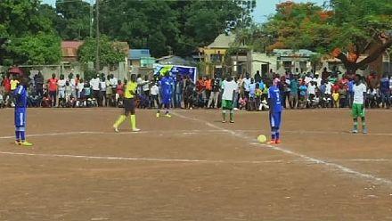 Soudan du Sud : un tournoi de football pour promouvoir la paix