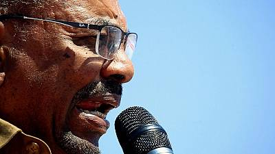 Sudan's Bashir travels to Cairo to seek Egypt's backing as protests rage