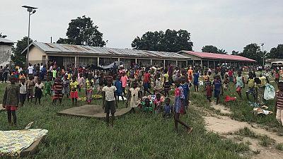 RDC : précarité de milliers de personnes après les combats à Yumbi