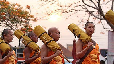 Sri Lanka : l'image lisse des moines bouddhistes éclaboussée par une révélation fracassante