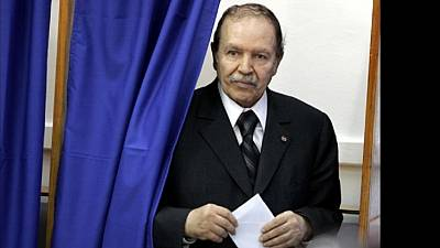 Algeria's Bouteflika resigns after weekslong protests, pressure from the army