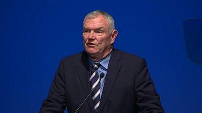 Le patron du football anglais en guerre contre le racisme
