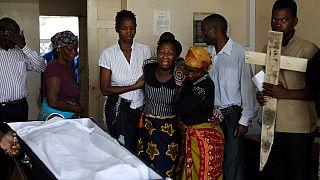 Mozambique : des tombes dignes pour les victimes du cyclone