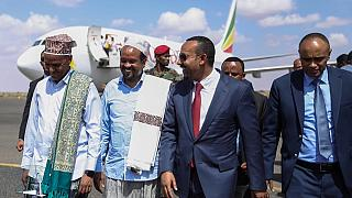 Ethiopia PM attends party conference of Somali regional state
