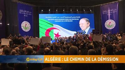 20 year rule ends in Algeria with Bouteflika's resignation [The Morning Call]