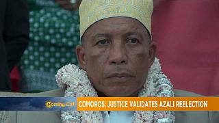 Comoros: Assoumani's victory validated by court [The Morning Call]