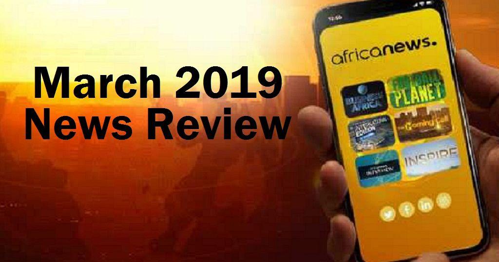 March 2019 Review: Ethiopian crash, Cyclone Idai, AFCON