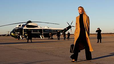 Ivanka Trump plans visits to Ivory Coast, Ethiopia to promote women's campaign