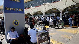 Kenya : fermeture du terminal de l'aéroport international de Nairobi après un incendie