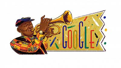 Hugh Masekela @80: Google celebrates African jazz legend