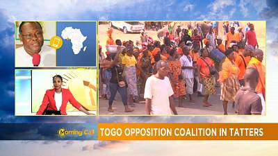 Division halts Togo's opposition protest movement [The Morning Call]