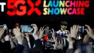Le premier smartphone 5G au monde lancé par Samsung