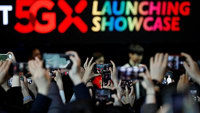 South Korea to launch world's first 5G networks