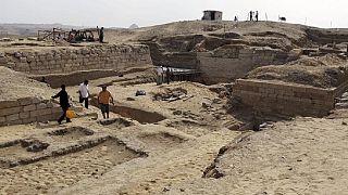 L'Egypte va dévoiler en direct, à la télé, un sarcophage vieux de 3 000 ans