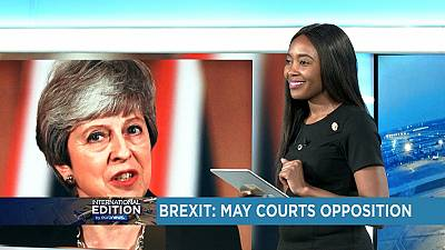 Brexit: May courts opposition [International Edition]