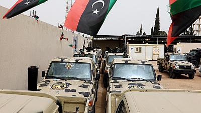 Pro-Haftar forces pushed back from Tripoli