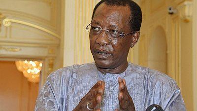 Le président Idriss Déby en visite officielle au Soudan