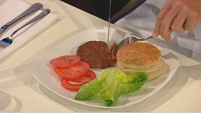 Lab-grown meat could be on shelves in 5 years - scientists