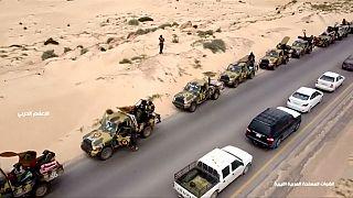 Libye : violents affrontements au sud de la capitale Tripoli