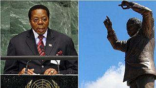 Afrique : une autre statue de président controversée