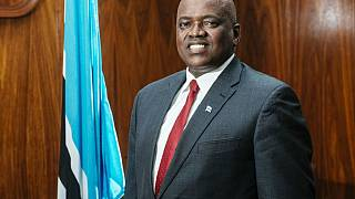 Botswana's ruling party picks president Masisi to contest October poll
