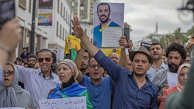 Moroccan court upholds sentences against Hirak protesters