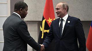 L'Angola et la Russie voudraient renforcer leurs relations économiques