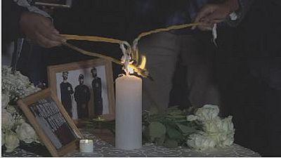 Des éthiopiens rendent hommage au rappeur Nipsey Hussle