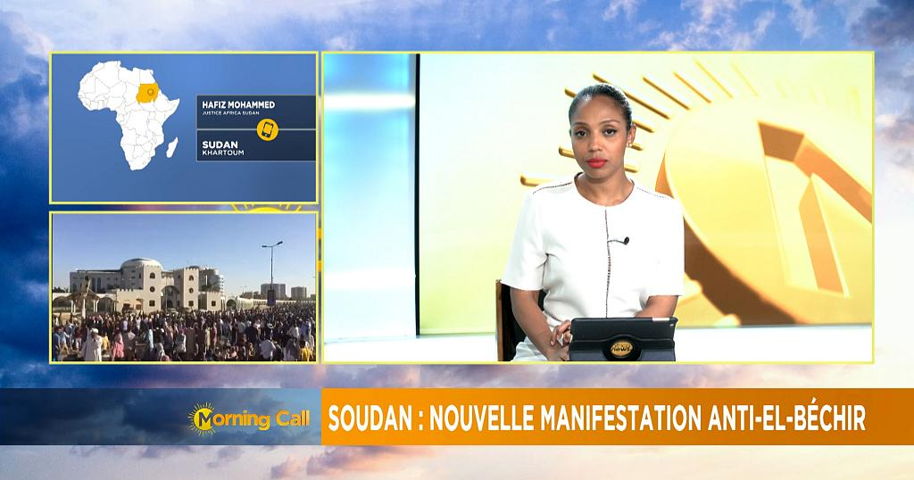 Sudan: Anti-government protests take new turn [The Morning ...