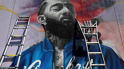 He was an icon: Ethiopians pay tribute to Eritrean-American rapper Nipsey Hussle
