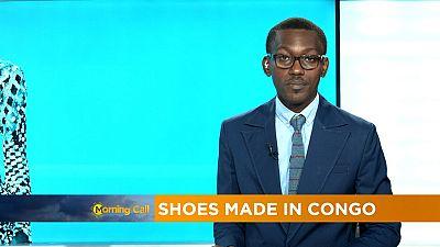 """Un concours de bottier pour faire la promotion des """"chaussures made in Congo"""""""