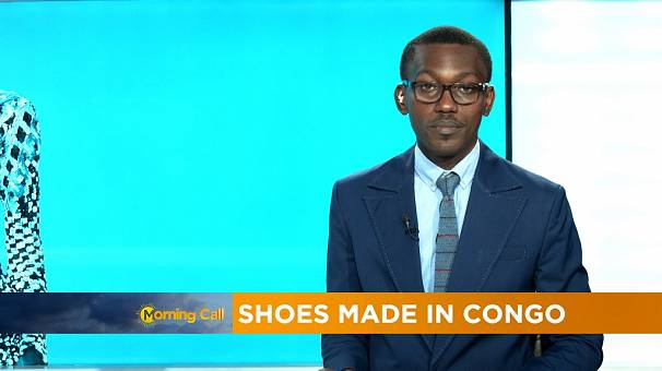 Shoes made in Congo [This is Culture]