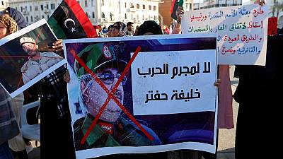 Les Libyens se mobilisent contre le maréchal Haftar