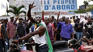 RDC : 11 blessés dans des heurts à Lubumbashi entre pro-Tshisekedi et pro-Kabila