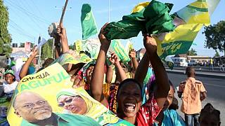 Opposition parties in Tanzania protest new law: 'It will criminalise politics'