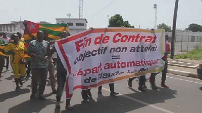 Togo: Fans want Le Roy out